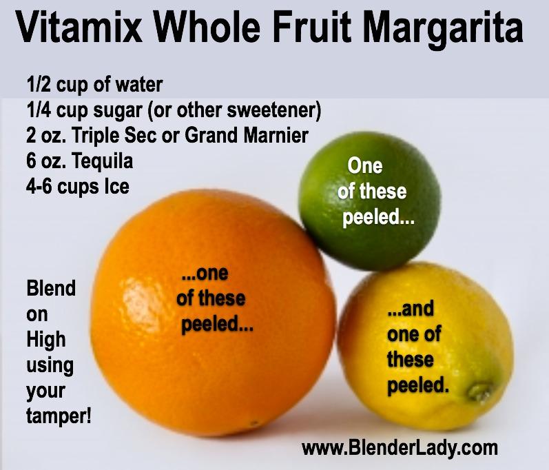 Whole Fruit Margarita