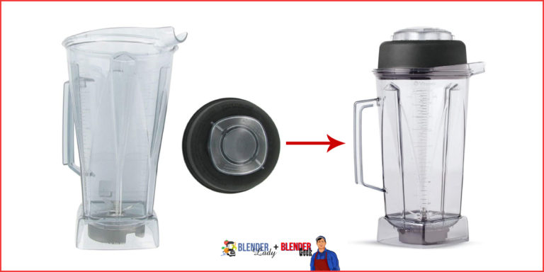 Clean a Cloudy Vitamix Container