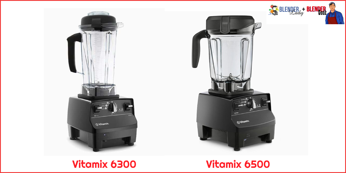 Vitamix 6300 vs 6500