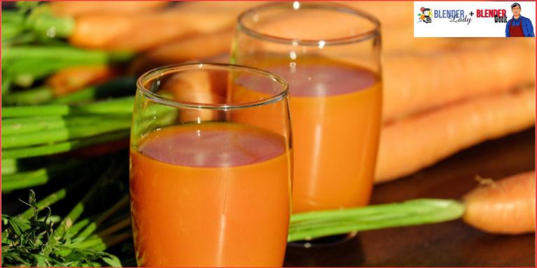 Vitamix Carrot Juice Recipe