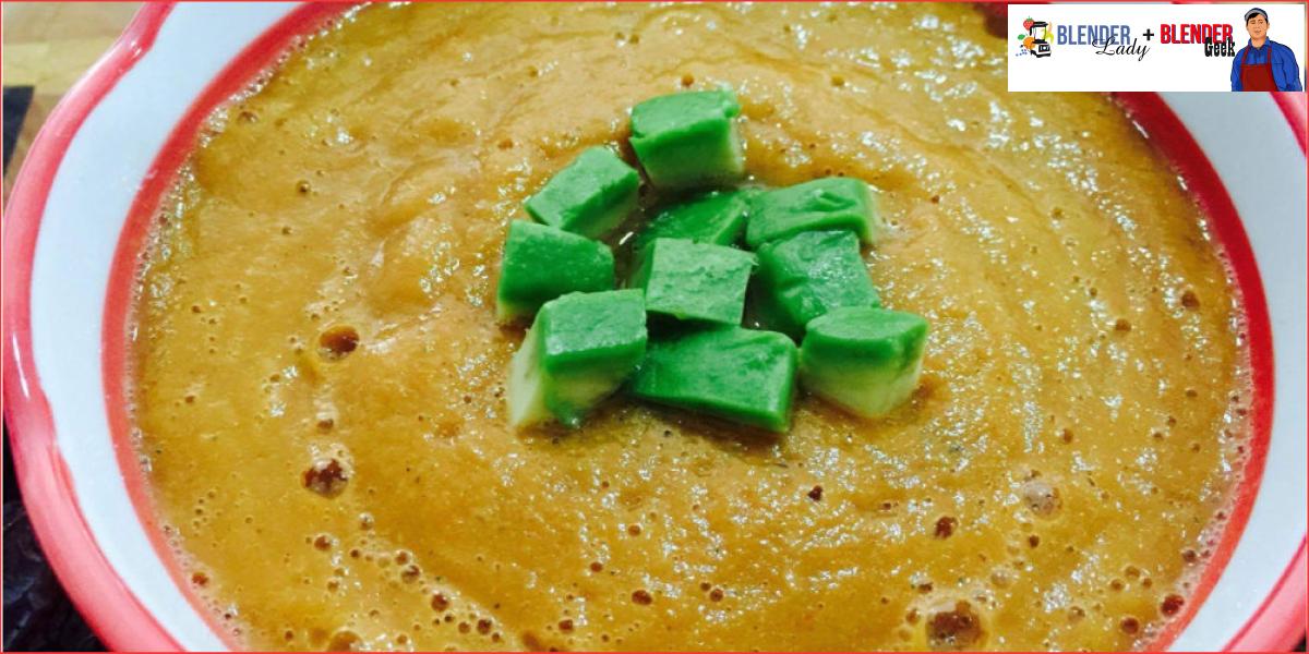 Vitamix Tortilla Soup Recipe