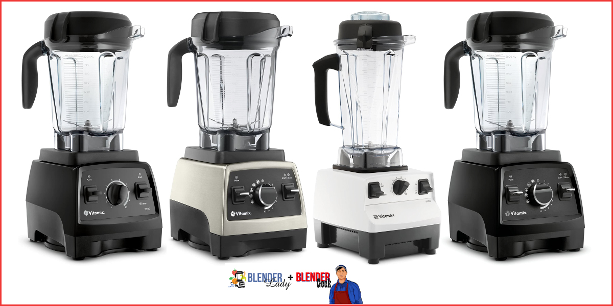 Vitamix Legacy Models